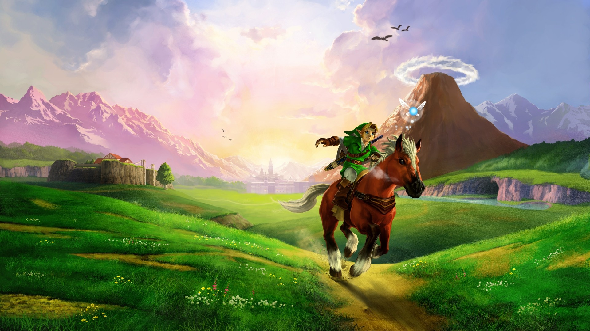 Asgti Zelda Transformation Story