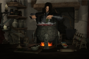 I am Snape the Potions Master